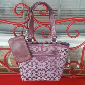 Purple Passion Coach Bundle